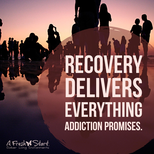 Recovery Delivers